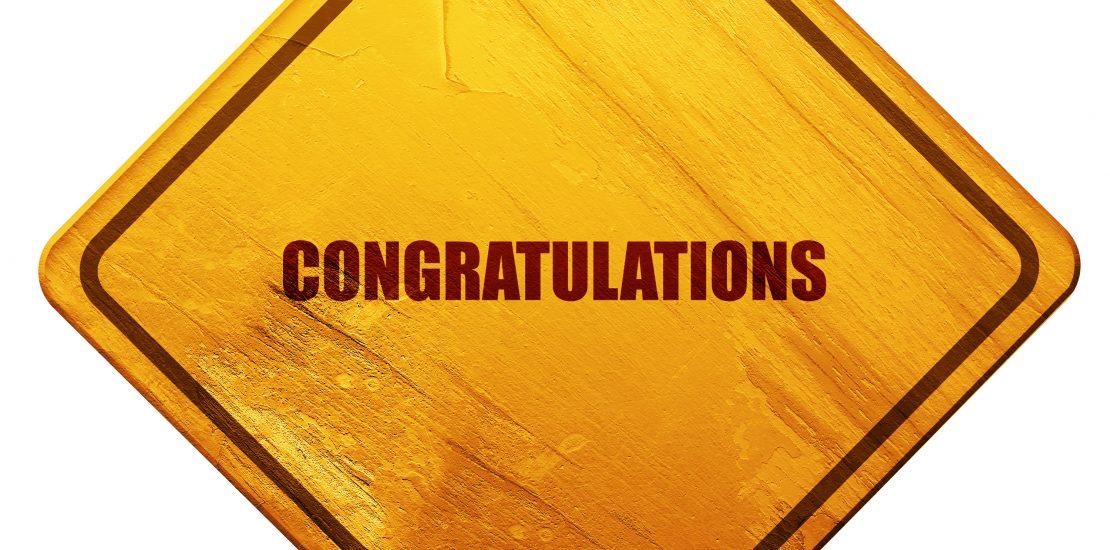 Congratulations December Licensees